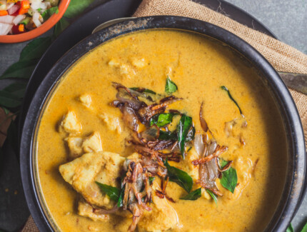 DHANYA SAMUEL'S KERALAN FISH CURRY