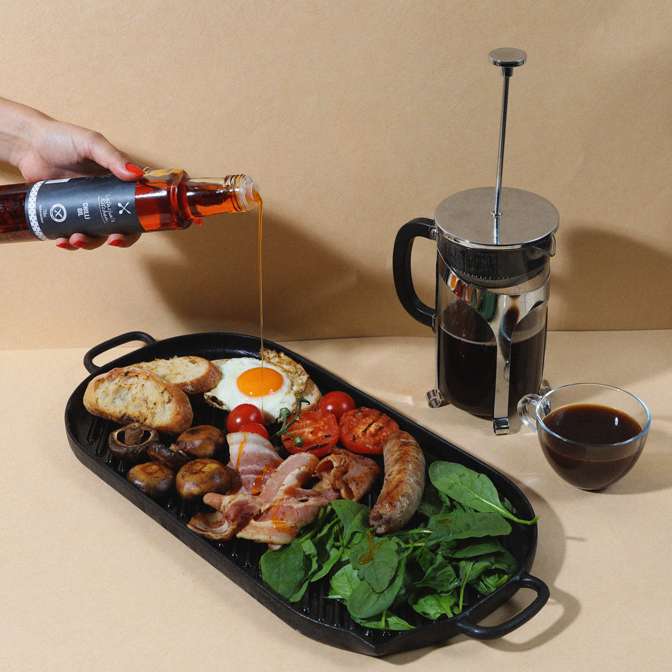 Sensational Ways with Chilli Oil