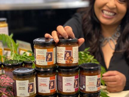 Latasha's Kitchen Perth Upmarket Instagram Takeover – Curry Paste Queen